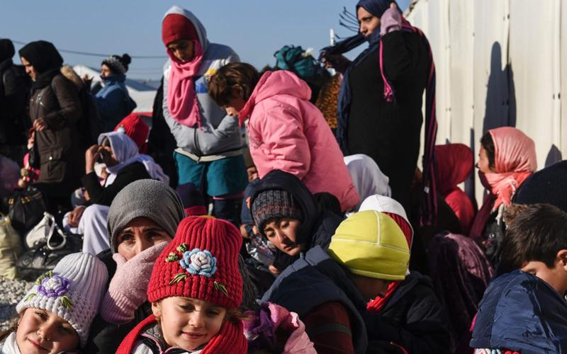 المجلس الوطني لحقوق الإنسان بسوريا يدين الحكومة الجزائرية ويشيد بالموقف المغربي في قضية اللاجئين