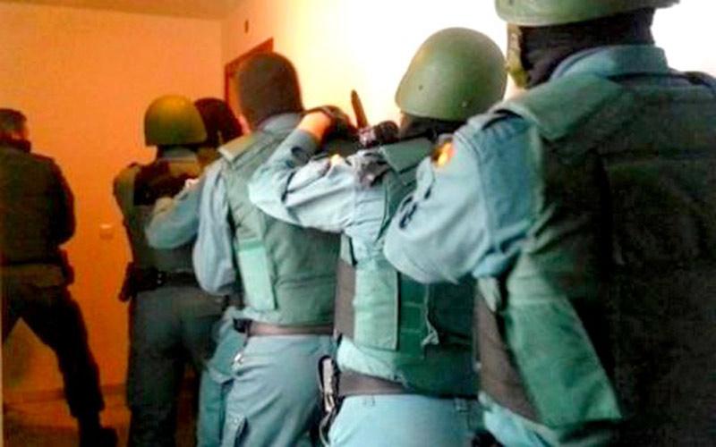 الأمن الاسباني يفكك واحدة من أكبر وأخطر شبكات التهريب والاتجار في المخدرات بين المغرب وإسبانيا