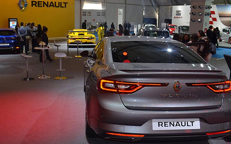 العلامات الفرنسية تستحوذ على ثلث حصص سوق السيارات بالمملكة