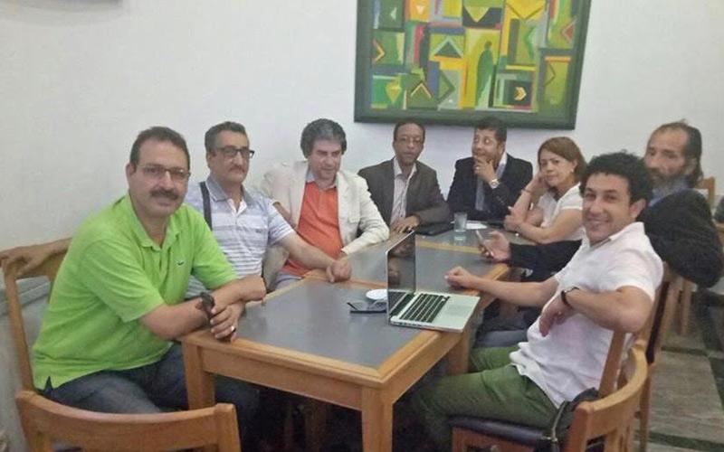 الفيدرالية المغربية للفرق المسرحية المحترفة تعقد اجتماعها