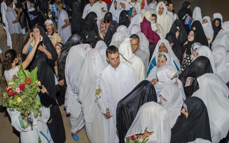 مبادرة الزواج الجماعي  بتافروات تفتح باب التسجيل