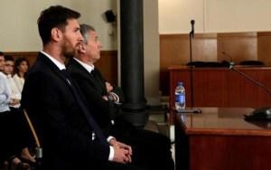 القضاء الإسباني يستبدل العقوبة السجنية لميسي بغرامة ربع مليون أورو