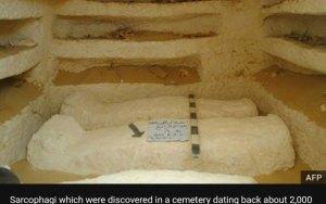 اكتشاف جديد بمصر يعود ل 2000 سنة