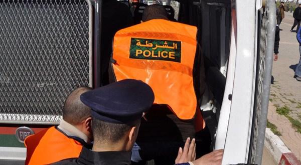 الأمن يُطيح بعصابة إجرامية بالقنيطرة.. سرقة تحت التهديد بالعنف