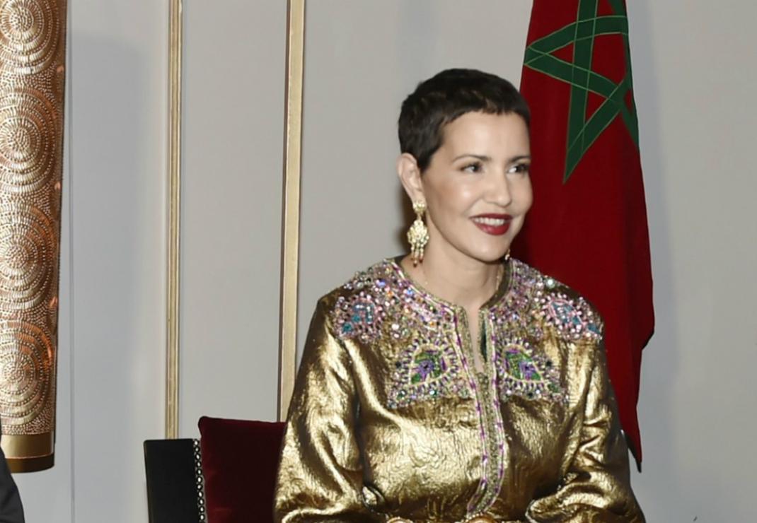 الأميرة للا مريم تترأس اجتماعا هاماً لمؤسسة الحسن الثاني لقدماء العسكريين والمحاربين