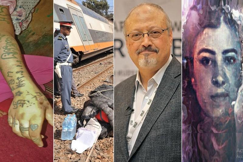 حياة، فتاة الوشم، بوقنادل، خاشقجي، إمليل.. أحداث أفزعت المغاربة في 2018