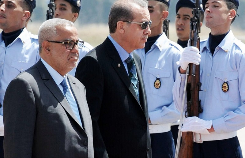 هل يقاطع أردوغان 'إخوان المغرب' لإعلانه سحق 'قوى الظلام' الداعمة لغولن؟