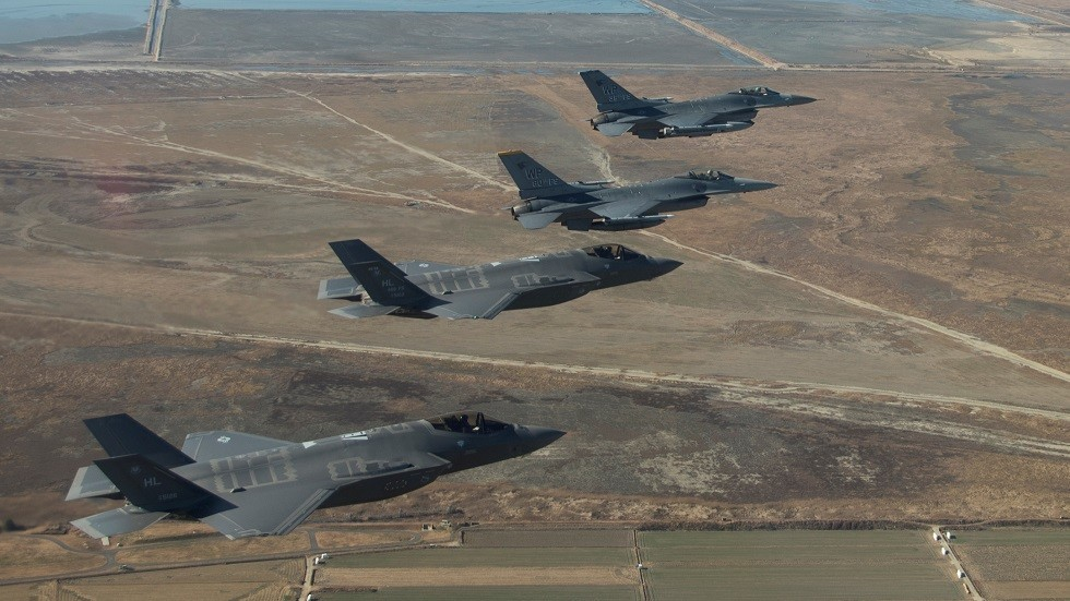 المغرب يسعى لابرام صفقة جديدة لشراء 'إف 16' الأمريكية