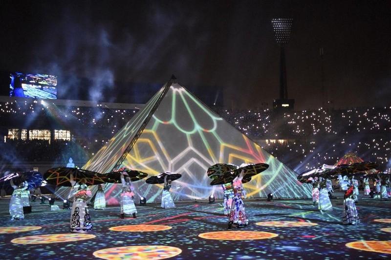 'كان مصر': 1.5 مليار  حول العالم شاهدوا حفل افتتاح البطولة بالقاهرة