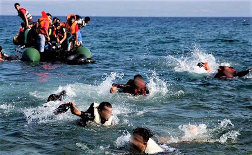 موت الحْرّاكَة المغاربة.. هولوكوست أم انتحار جماعي بحبال الأمواج؟