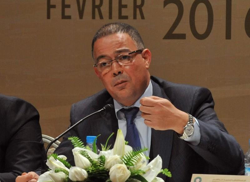 لقجع من القاهرة: المغرب سيبقى ملتزما بدعم الفلسطينيين قيادة وشعباً