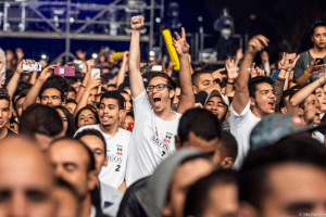 جمهور موازين وفرقة migos
