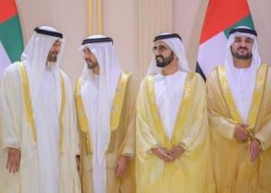 شاهد حفل زفاف أبناء آل مكتوم حاكم دبي.. والتهاني تشعل مواقع التواصل