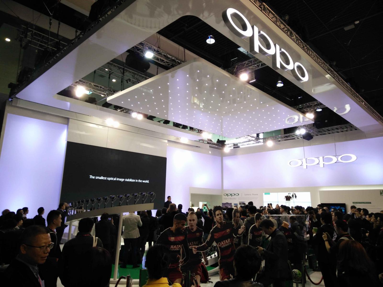 لتعزيز حضورها العالمي. OPPO تعيّن مدراء جدد لوحدات المبيعات والتسويق