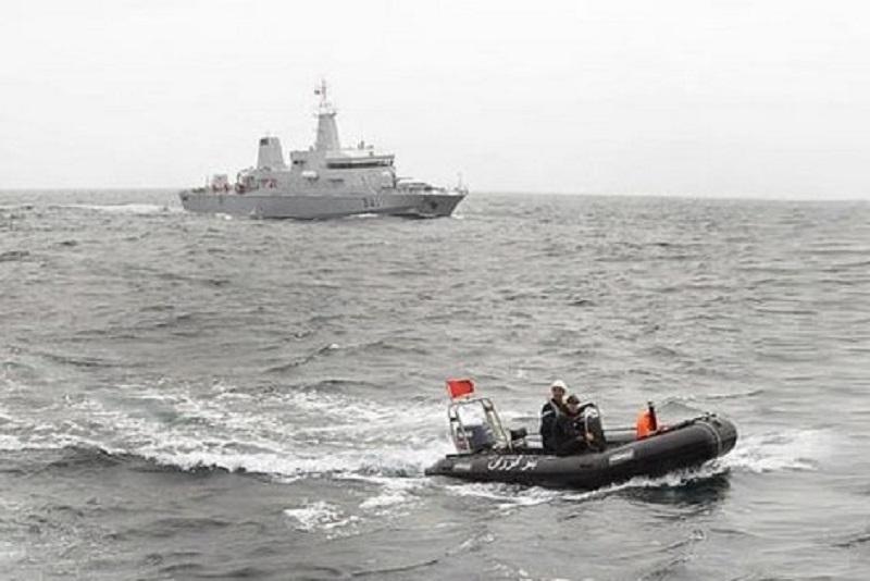 مصدر عسكري: البحرية الملكية توقف 186 مرشحاً للهجرة السرية في عرض المتوسط والأطلسي
