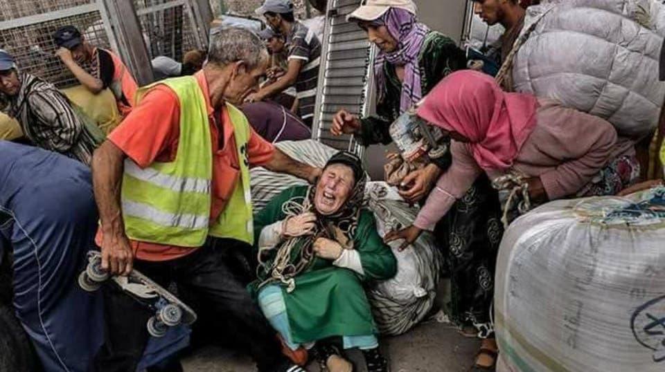 بسبب ارتفاع وفيات باب سبته.. أصوات حقوقية تطالب بإغلاق 'معبر الموت'