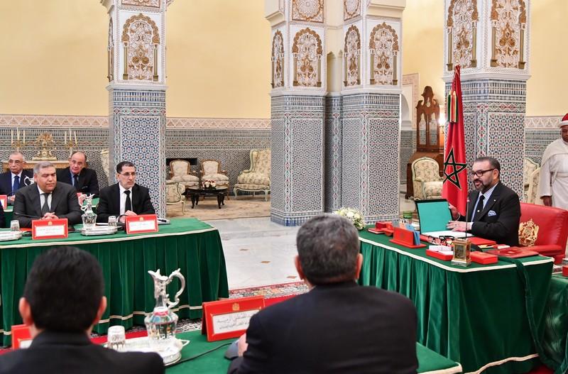 خاص. مجلس وزاري وإعلان حكومة جديدة وافتتاح البرلمان.. الملك يمر للسرعة النهائية