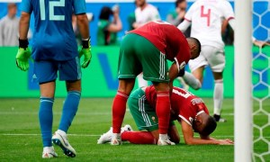 المنتخب الوطني يخذل الجماهير المغربية ويخرج بتعادل مخيب أمام موريتانيا
