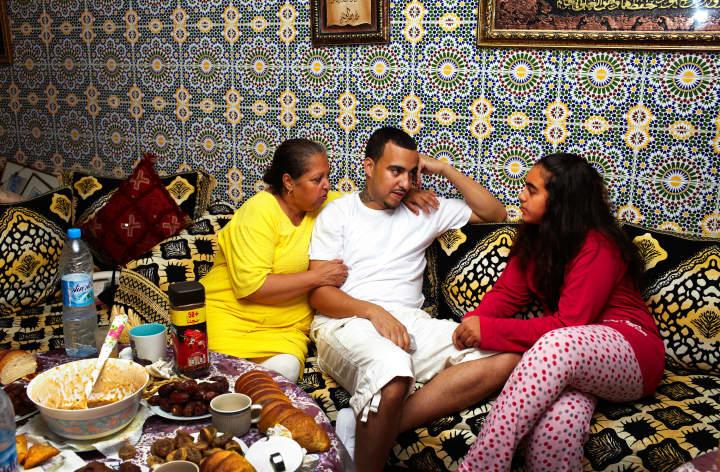 بعد عودته من المغرب.. أزمة قلبية تنقل 'فرانش مونتانا' إلى المستشفى