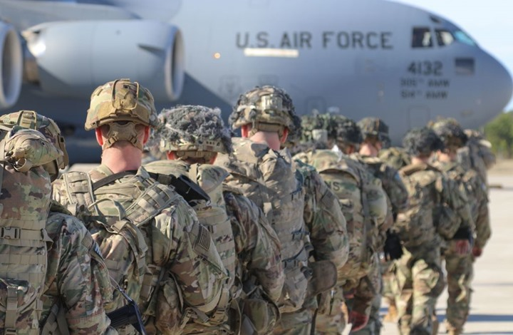 كورونا يصل القوات الأمريكية في كوريا الجنوبية. والاعلان عن إصابة أول عسكري
