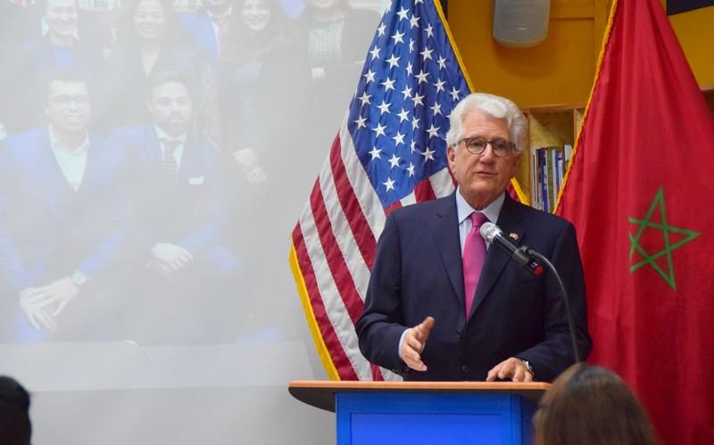 قبل مغادرته.. فيشر: العلاقات المغربية الأمريكية ستكون في أياد آمنة خلال إدارة بايدن