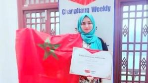 طالبة دكتوراه مغربية رفضت مغادرة ووهان: الصين بلدي الثاني و'مْهَلّيَة' فينا ولن أتخلى عنها