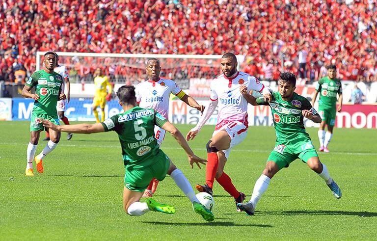 الأندية المغربية تنتزع الصدارة في تصنيف الفرق المشاركة في البطولات الأفريقية