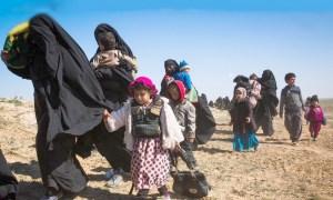 معهن 8 أطفال.. اختفاء مغربيات في ظروف غامضة داخل مخيم 'الهول' بسوريا