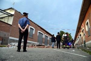 مأساة.. انهيار حافة مبنى بأحد شوارع إيطاليا يودي بحياة أم مغربية رفقة طفليها