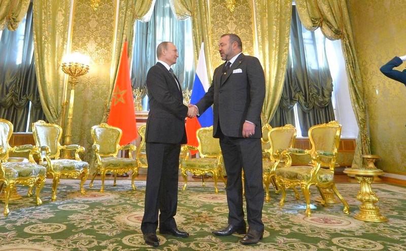 رجال بوتين يجتمعون بسفير المغرب في موسكو.. ونزاع الصحراء أبرز الملفات