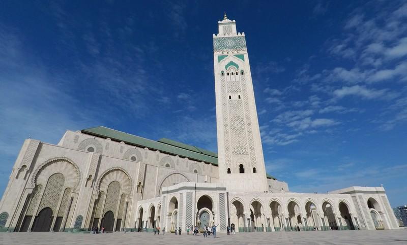 بالتفاصيل. هكذا يتم الاستعداد لإعادة فتح مسجد الحسن الثاني أمام المصلين