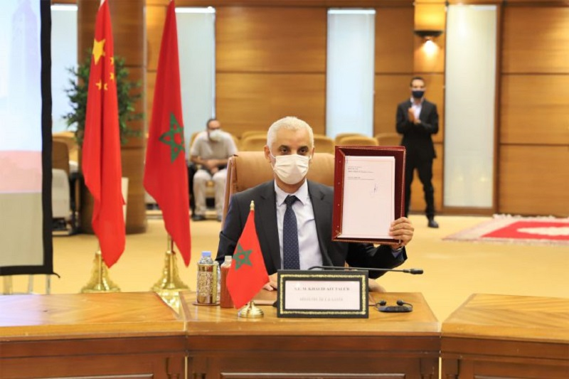 """وزير الصحة يراهن على مناعة جماعية للمغاربة لوقف انتشار وباء """"كوفيد ـ 19"""""""