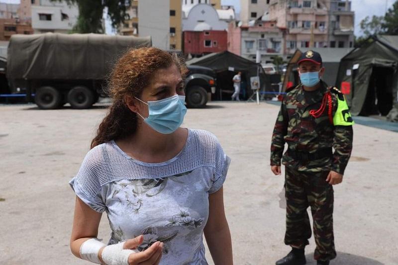 انفجار بيروت.. المستشفى العسكري المغربي يقدم حوالي 16 ألف خدمة طبية للمتضررين