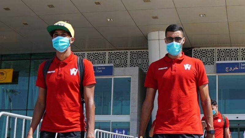 إصابات لاعبين بكورونا تعرقل مباراة الوداد أمام اتحاد طنجة