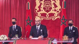 عيد العرش. الملك يوجه خطاباً للمغاربة بعد غد السبت