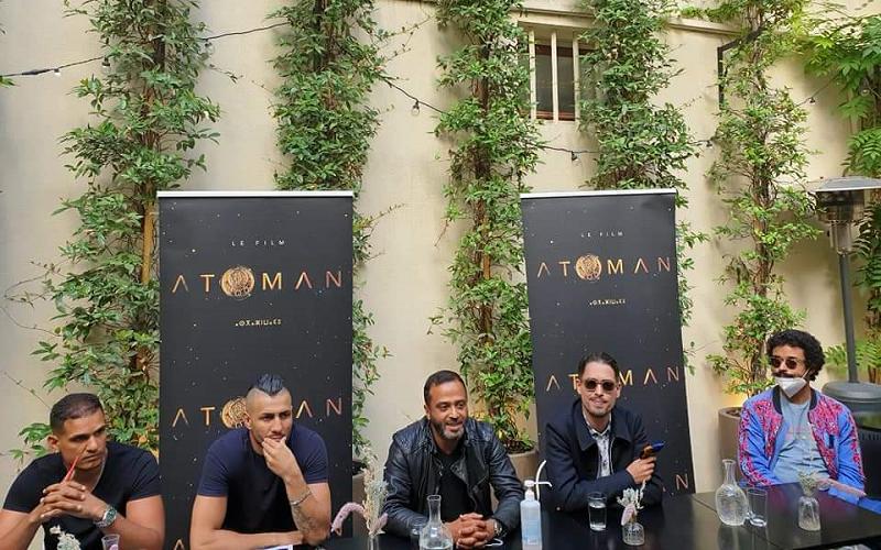 """""""أتومان ويند رايدر"""".. أول فيلم مغربي للبطل الخارق وسابقة في السينما المغاربية والإفريقية"""
