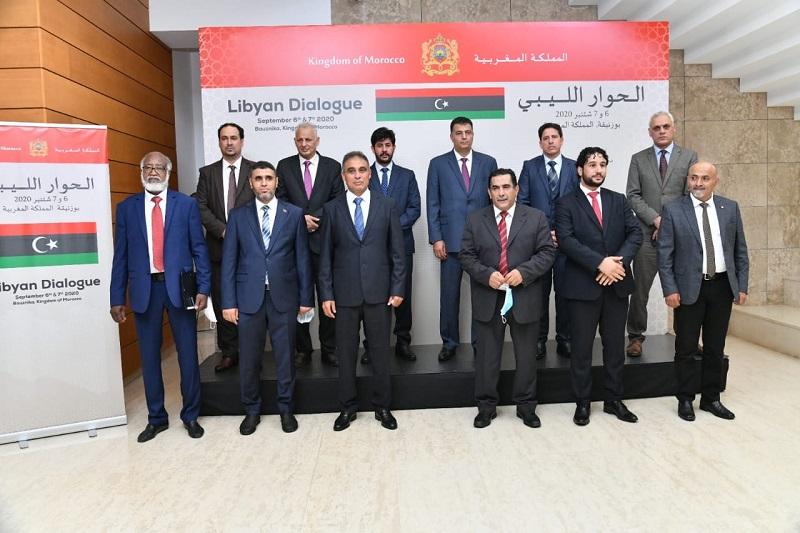 وفدا التفاوض الليبي يعلنان الوصول إلى تفاهمات مهمة ببوزنيقة