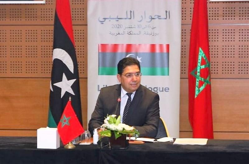 """بوريطة بعد ختام """"حوار بوزنيقة"""": المغرب مقتنع أن الليبيين لا يحتاجون إلى وصاية ولا تأثير"""