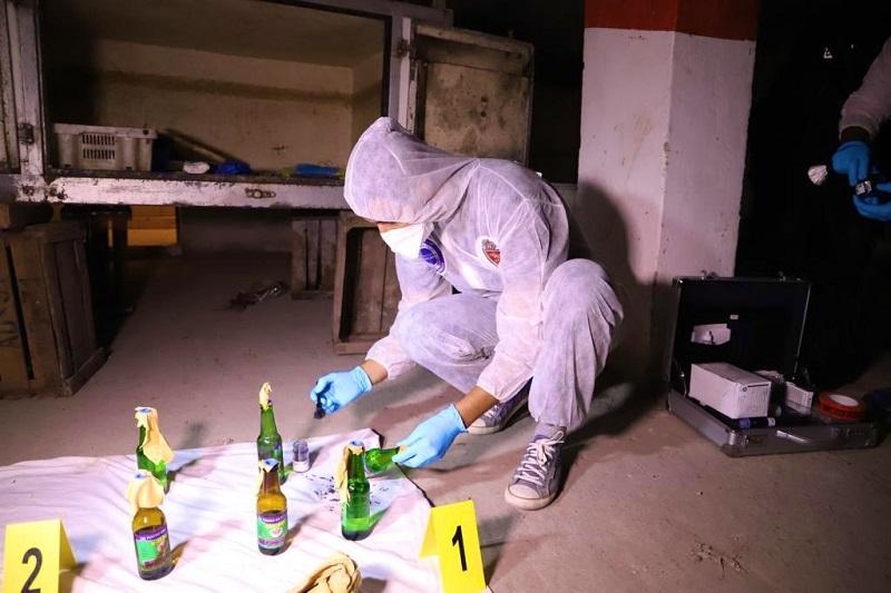 جديد الخلية الارهابية المفككة.. المواد المحجوزة تستعمل في صناعة العبوات والسترات المتفجرة
