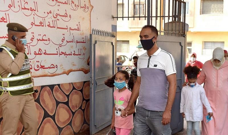 الوضع الوبائي لكورونا يدخل مراكش في التعليم بالتناوب ابتداءً من غد الاثنين