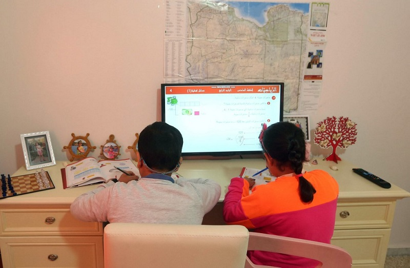 مراكش. ثلاث مناطق حضرية تنتقل من التعليم عن بعد إلى التدريس بالتناوب