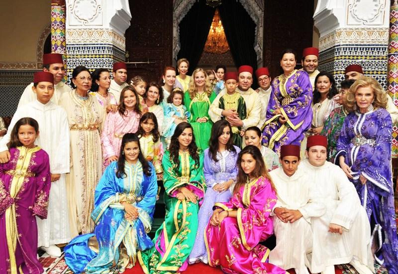 الأميرة للا أسماء تُدخل الفرحة إلى القصر والعائلة الملكية