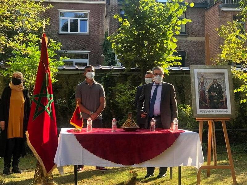 بعد التحاقه بالجامعة في سن 15 عاما.. سفارة المغرب ببلجيكا تحتفي بالطفل 'المعجزة' داسي