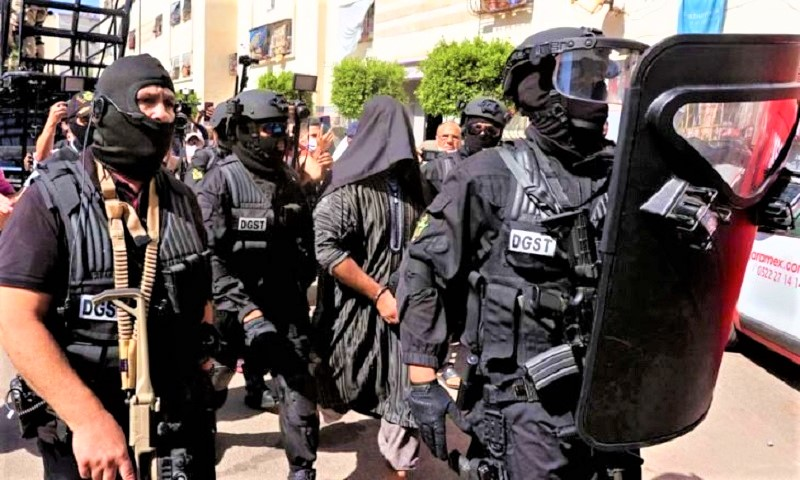"""عاجل   المغرب يفكك خلية إرهابية موالية لـ""""داعش"""" تنشط بمدينتي إنزكان وأيت ملول"""