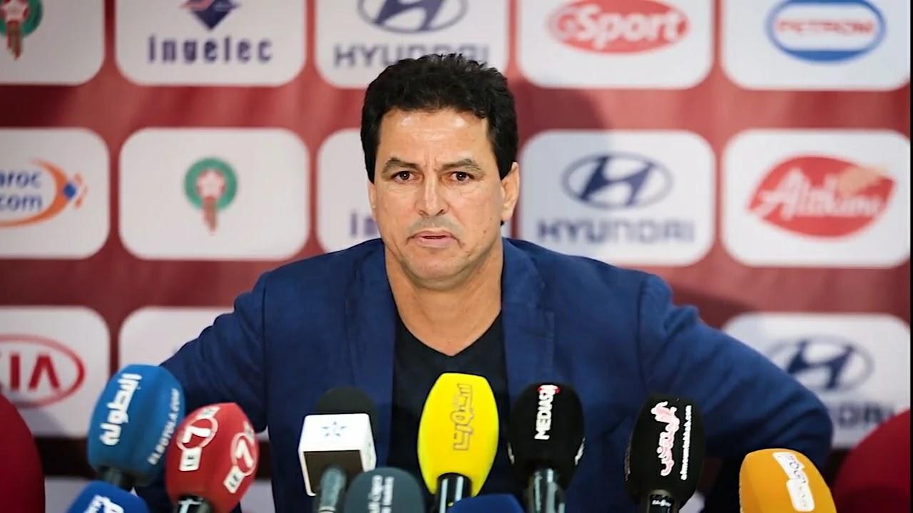 كركاش: لا نستحق الفوز على الرجاء.. والفريقان معا لعبا تحت ضغط كبير
