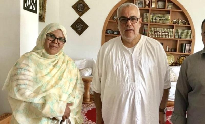"""صورة. نائبة برلمانية سابقة عن """"البيجيدي"""" تفضح كذب حزبها على الرأي العام المغربي"""