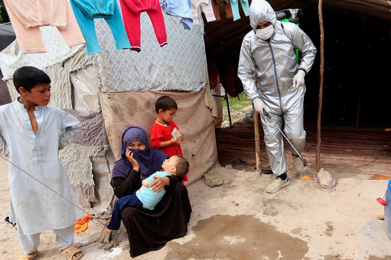 غوتيريش: 115 مليون شخص مهددون بالفقر بسبب تداعيات كورونا