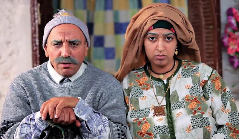 دنيا بوطازوت تعود للجمهور بأفلام ومسلسلات من إنتاجها رفقة زوجها