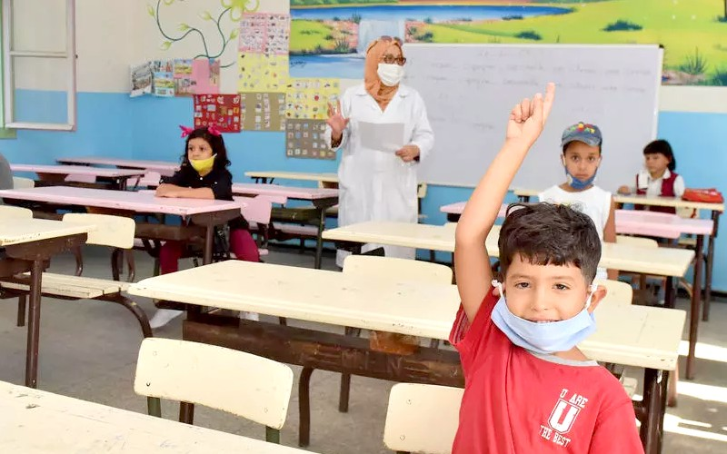 وزارة التربية الوطنية تعلن انطلاق الدراسة غداً الجمعة والتعليم حضوري
