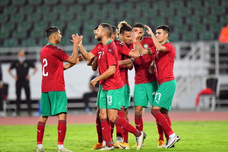 مباراة غلبت عليها الصدامات.. المنتخب الوطني يتألق ويضرب السنغال بثلاثية (فيديو الأهداف كاملة)